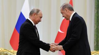 Συνάντηση Ερντογάν και Πούτιν για την Ιντλίμπ