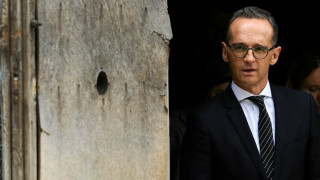 Χάικο Μάας: Σε Αθήνα και Σκόπια ο Γερμανός υπουργός Εξωτερικών