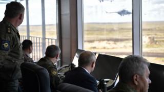 Δοκιμή «αόρατων» πυραύλων από τον ρωσικό στρατό