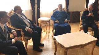 Κοτζιάς: Η αγωνία μας είναι να λυθεί το Κυπριακό με δίκαιο τρόπο