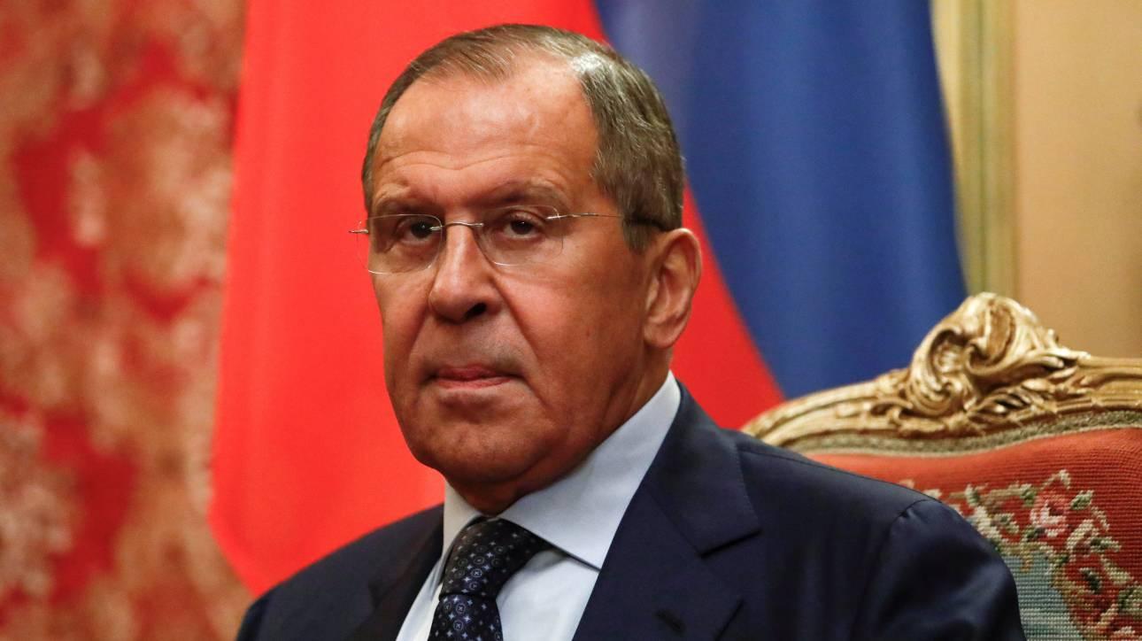 Λαβρόφ: Αν χρειαστεί, η Μόσχα θα συνεχίσει τους βομβαρδισμούς στην Ιντλίμπ