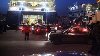 Τηλεφώνημα για βόμβα σε πλοίο στην Κυλλήνη