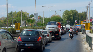 Κυκλοφοριακές ρυθμίσεις στη Λεωφόρο Ποσειδώνος