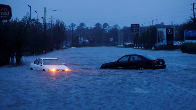 Κυκλώνας Φλόρενς: Αυξάνεται ο τραγικός απολογισμός - Στους επτά οι νεκροί