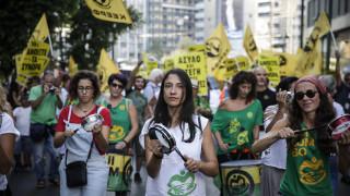 Αντιφασιστικό συλλαλητήριο στο κέντρο της Αθήνας στη μνήμη του Παύλου Φύσσα