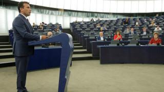 Ζάεφ για δημοψήφισμα: Επιλογή ανάμεσα στο «ναι» και την απελπισία