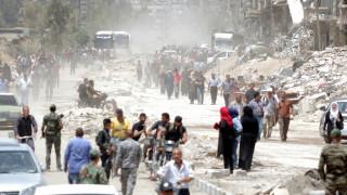 Ρωσία: 32 παραβιάσεις της εκεχειρίας στη Συρία