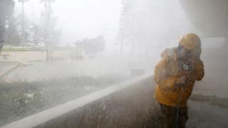 Τυφώνας Μανγκούτ: 30 οι νεκροί στις Φιλιππίνες, χάος και στο Χονγκ Κόνγκ