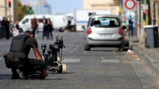 Παρίσι: Ύποπτο όχημα στη λεωφόρο των Ηλυσίων Πεδίων