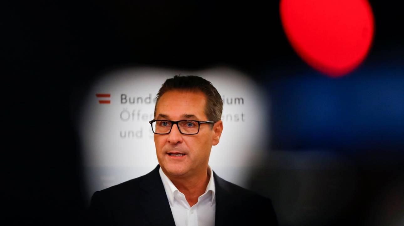 Αυστρία: Ο αντικαγκελάριος αμφισβητεί τη νομιμότητα της ευρωπαϊκής απόφασης σε βάρος της Ουγγαρίας