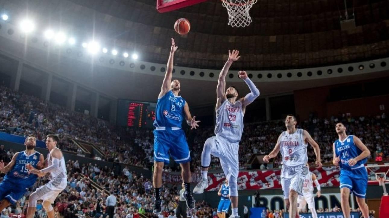 Η Εθνική νίκησε και τη Γεωργία και προκρίθηκε στην τελική φάση του Παγκοσμίου Κυπέλλου