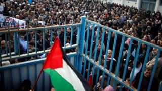 «Μπλόκο» από τις ΗΠΑ σε εκταμίευση οικονομικής βοήθειας που προοριζόταν για τους Παλαιστίνιους