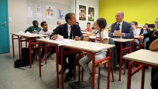 Γαλλία: Καταργούνται 1.800 θέσεις εργασίας στην Παιδεία
