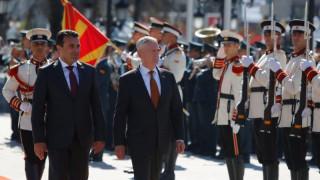 Στα Σκόπια ο Μάτις για να στηρίξει το «ναι» στο δημοψήφισμα