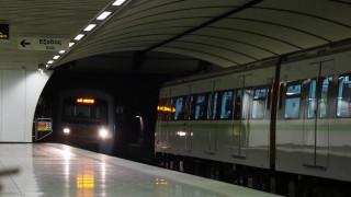 Διακοπή δρομολογίων στο Μετρό - Πτώση ατόμου στις γραμμές