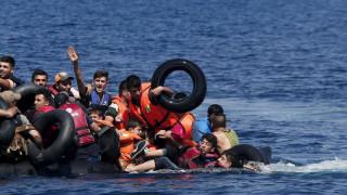 Τουρκία: Ανατροπή σκάφους με μετανάστες, 2 νεκροί, 16 διασωθέντες