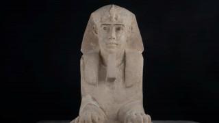 Αίγυπτος: Στο φως νέο άγαλμα Σφίγγας