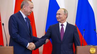 Συμφωνία Πούτιν-Ερντογάν για ουδέτερη ζώνη στην Ιντλίμπ