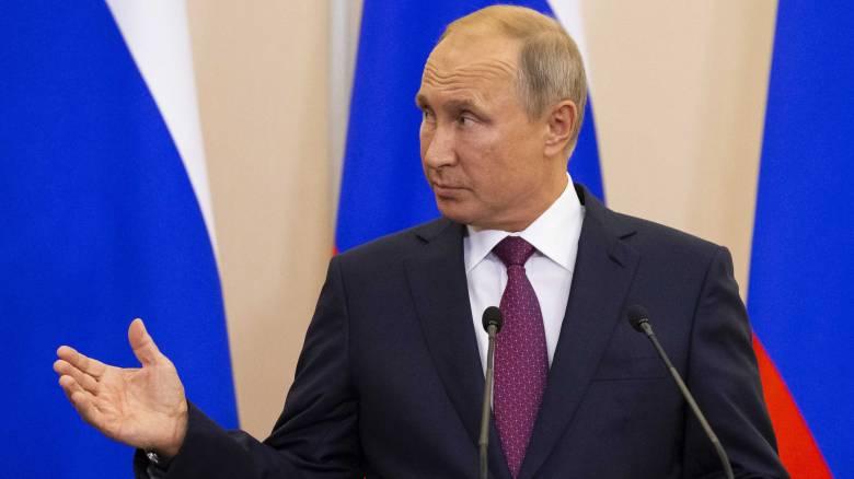 Πούτιν: Δεν κατέρριψε αεροσκάφος του Ισραήλ το ρωσικό κατασκοπευτικό στη Συρία