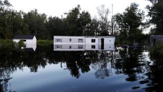 ΗΠΑ: Στους 32 οι νεκροί από το πέρασμα του τυφώνα Φλόρενς