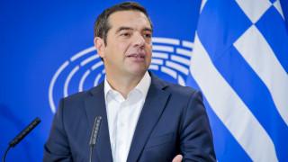 Στην άτυπη Σύνοδο Κορυφής της Ε.Ε. στο Σάλτσμπουργκ ο Τσίπρας