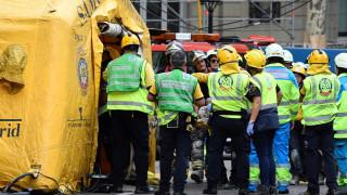 Ισπανία: Ένας νεκρός από κατάρρευση σκαλωσιάς σε ξενοδοχείο