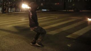 Αγρίνιο: Επεισόδια και μια τραυματίας κατά τη διάρκεια της πορείας στη μνήμη του Παύλου Φύσσα
