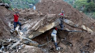 Φιλιππίνες: Τους 81 έχουν φτάσει οι νεκροί από τον τυφώνα Μανγκούτ