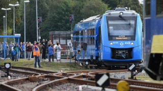 Coradia iLint: Εγκαινιάστηκε το πρώτο τρένο στον κόσμο που κινείται με υδρογόνο