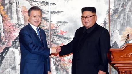 Τι περιλαμβάνει η ιστορική συμφωνία μεταξύ Βόρειας και Νότιας Κορέας