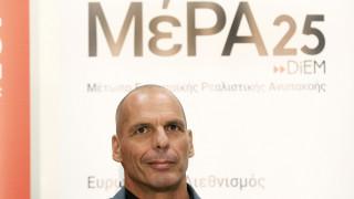 Βαρουφάκης: Το ΜέΡΑ25 θα κατέβει στις εκλογές γιατί η πορεία της χώρας είναι αδιέξοδη