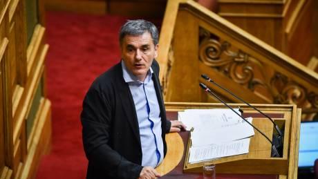 Τσακαλώτος: Πιστεύουμε ότι θα επικρατήσει η λογική και δεν θα περικοπούν οι συντάξεις