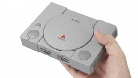 Το PlayStation 1 επιστρέφει!