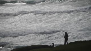 Η καταιγίδα Αλί «σαρώνει» την Ιρλανδία – Δύο νεκροί