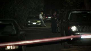 Δολοφονία Κηφισιά: Φωτογραφίες από τον τόπο του εγκλήματος