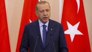 Ερντογάν: Oι σχέσεις μας με τις ΗΠΑ θα ενισχυθούν με τις επενδύσεις και το εμπόριο