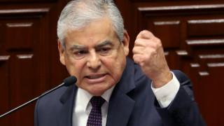 Περού: Η κυβέρνηση έλαβε ψήφο εμπιστοσύνης – Απετράπη νέα πολιτική κρίση