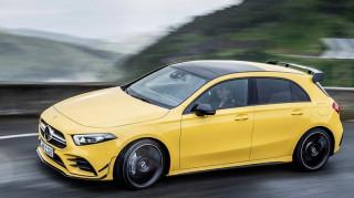 Αυτοκίνητο: H Α 35 AMG έχει 306 ίππους και είναι η πρώτη γρήγορη νέα Mercedes A-Class