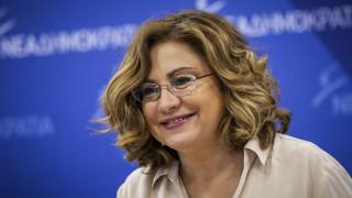 Σπυράκη στη Βουλή της ΠΓΔΜ: Για εμάς δεν υπάρχει «μακεδονική» εθνικότητα και γλώσσα