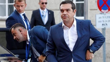 Τσίπρας: Να γίνει προτεραιότητα η προοπτική της δίκαιης αναθεώρησης του Δουβλίνου