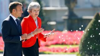 Μακρόν: Δεν είναι αποδεκτές οι προτάσεις του Λονδίνου για το Brexit