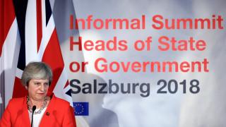 «Το σχέδιο Τσέκερς η μόνη αξιόπιση λύση», λέει η Μέι - «Δεν θα λειτουργήσει» απαντούν οι Ευρωπαίοι