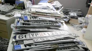 ΑΑΔΕ: Ποιοι κινδυνεύουν να χάσουν τις πινακίδες τους