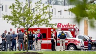 Γυναίκα πίσω από την αιματηρή επίθεση στο Μέριλαντ