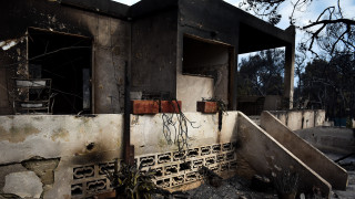 Αστεροσκοπείο: Η φωτιά έφτασε από τη Μαραθώνος στη θάλασσα σε 30 λεπτά