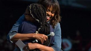 Η αναπάντεχη φωτογραφία της Μισέλ Ομπάμα που ενθουσίασε τα social media