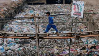 Τα σκουπίδια «πνίγουν» τη Γη: Κατά 70% μεγαλύτερος ο όγκος των απορριμμάτων έως το 2050