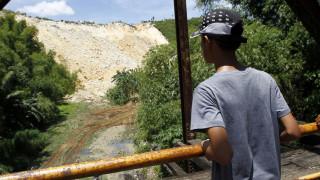 Φιλιππίνες: Δεκάδες νεκροί και αγνοούμενοι μετά από κατολίσθηση