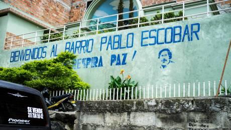 Κολομβία: Τέλος στις τουριστικές... ναρκο-περιηγήσεις στο μουσείο του Εσκομπάρ