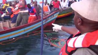 Ναυτική τραγωδία στην Τανζανία: Αυξάνεται ο αριθμός των νεκρών (pics)